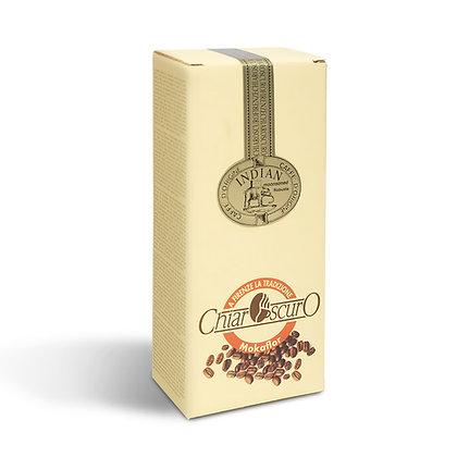 Café en Grano Robusta Chiaroscuro Origen India (Indiano) 250 gr