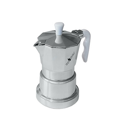Cafetera Italiana Mokaflor 3 tazas
