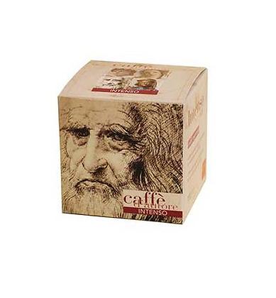Café Molido Mokaflor Caffè da Autore Intenso Leonardo 80-20 250 gr