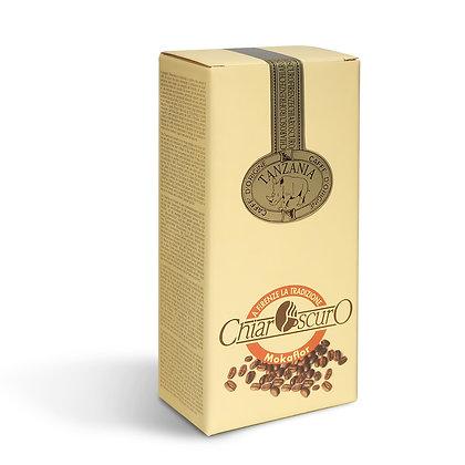 Café en Grano Robusta Chiaroscuro Origen Tanzania 250 gr