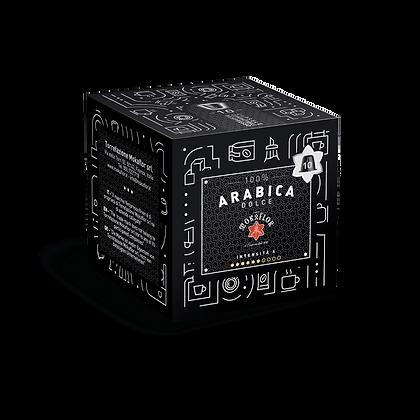 Café en Cápsula Mokaflor Dolce Arabica 100% compatible Nespresso 10 uds