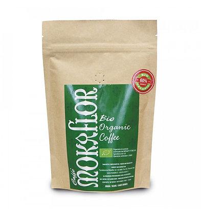 Café en Grano Mokaflor Bio Organic 60% Arábica 40% Robusta 250 gr