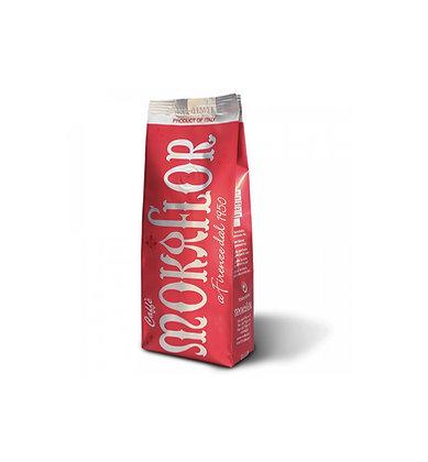Café en Grano Mokaflor Rosso 60% Arábica 40% Robusta 250 gr