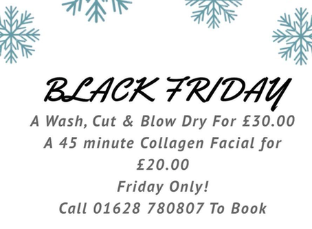 Our Black Friday Offers