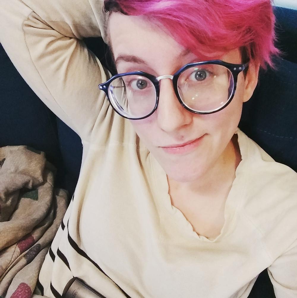 Author Katy Walker