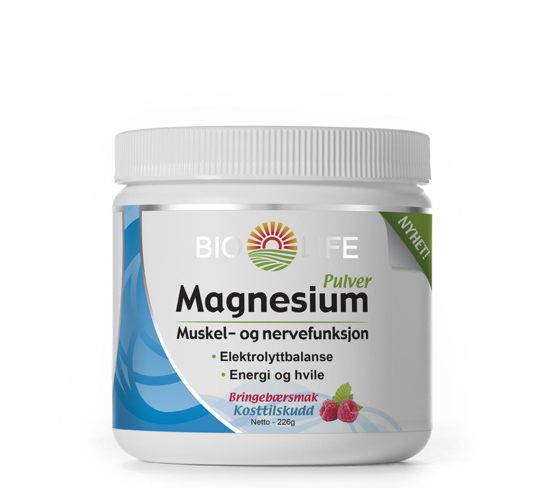 Magnesium pulver