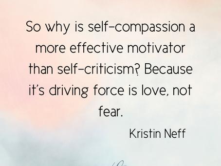 LOVE + SELF-COMPASSION