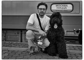 In viaggio con un cane