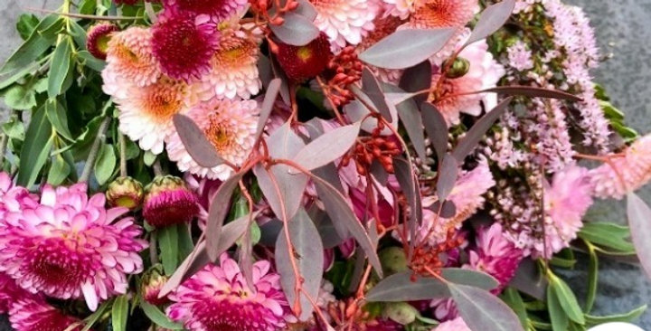 Předplatné 3 kytice