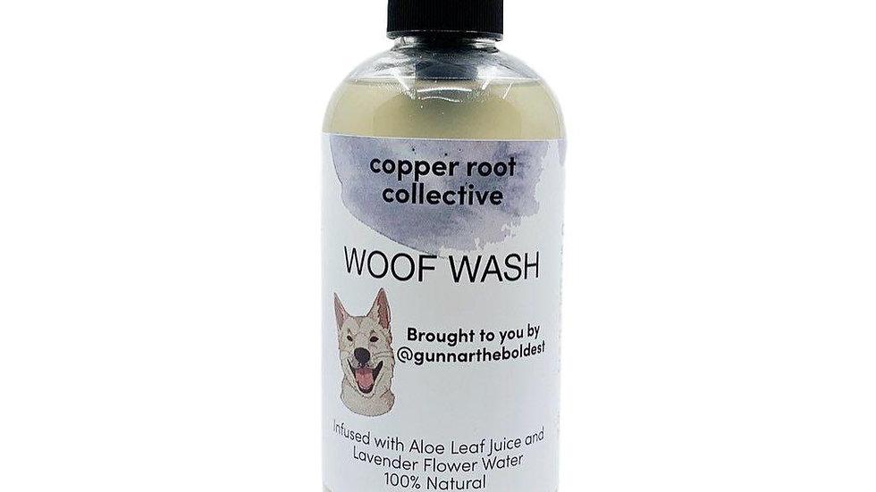Woof Wash Liquid Shampoo