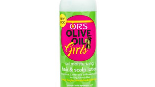 ORS OLIVE OIL FOR GIRLS
