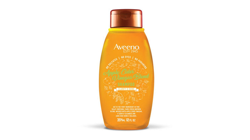 Aveeno Shampoo Apple Vinegar
