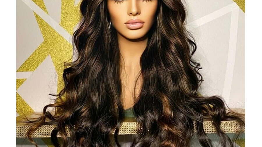 Wigs for Black Women 360 Fr Blonde13x6 Deep Part Lace Front Human Hair Wigs Remy