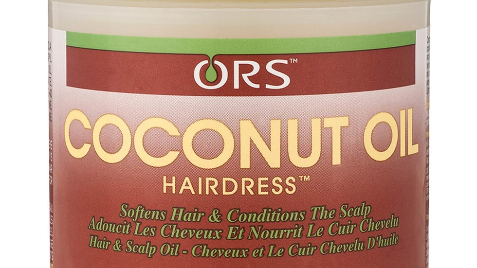 ORS COCONUT OIL