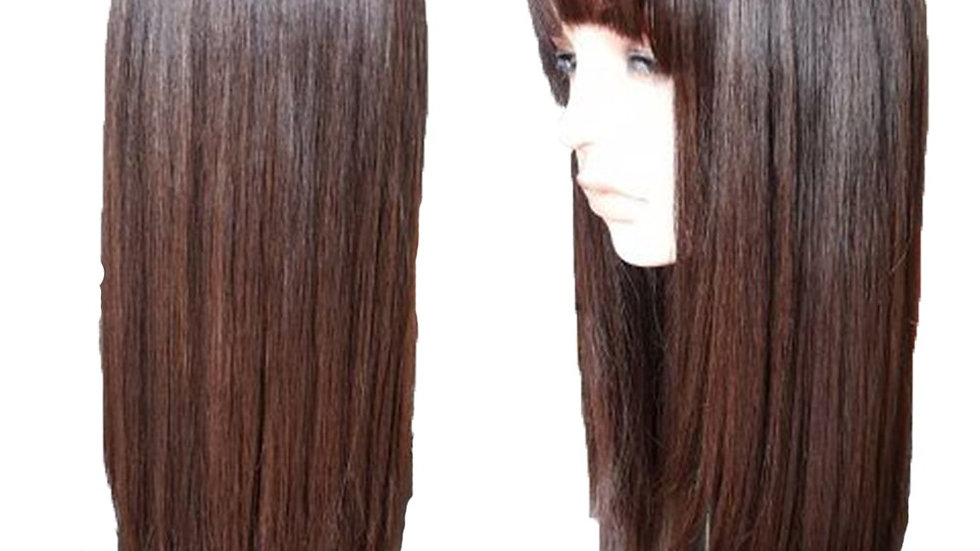 360 Lace Frontal Human Hair Wigs With Bangs for Women Malaysia 13x6 Lace Front W