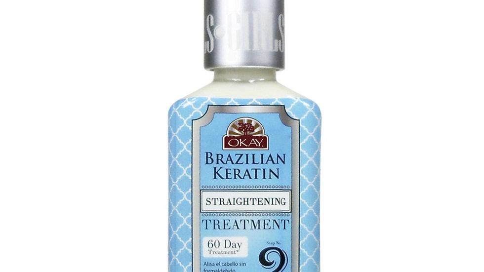 Girls Girls Girls Brazilian Keratin Straightening Treatment, Step#2, 4