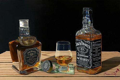 Jack Daniels Connoisseurs