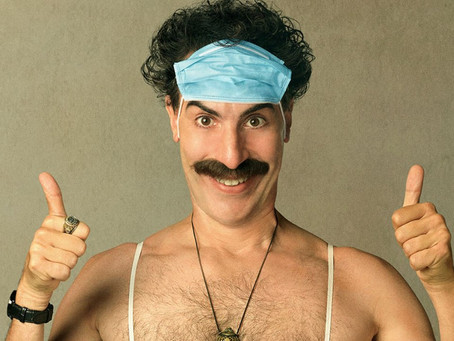 BORAT SUBSEQUENT MOVIEFILM: A Very Nice Sequel
