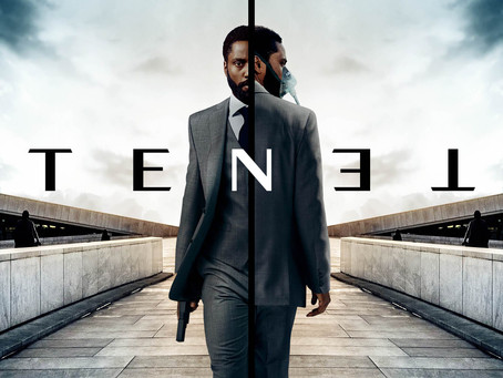 TENET: Bringing Home the Best Action Movie of the Year