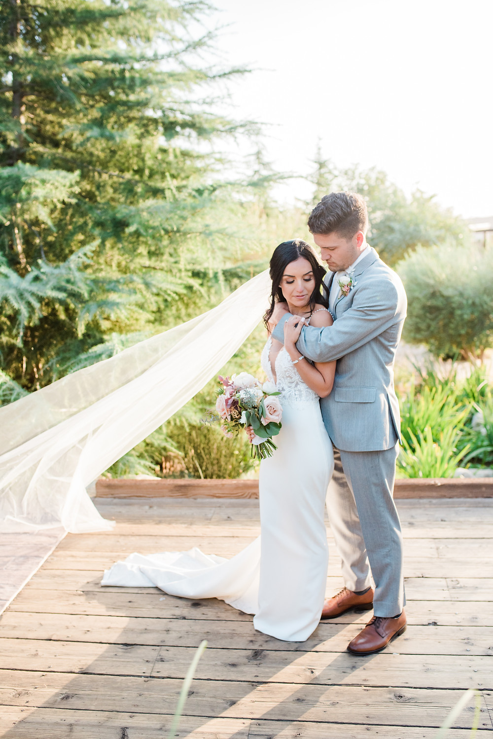 Oak Glen California Wedding | California wedding photography, Serendipity Gardens