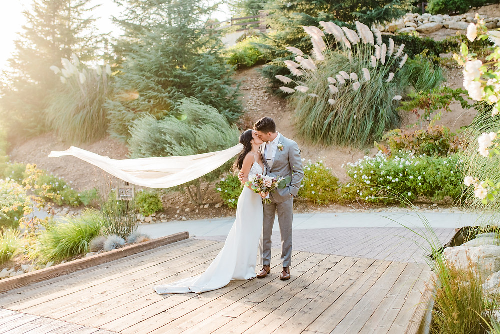 Serendipity Gardens Oak Glen Inland Empire Wedding Venue
