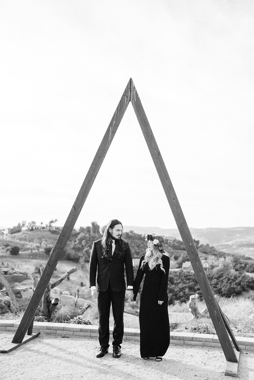 black wedding dress in temecula california