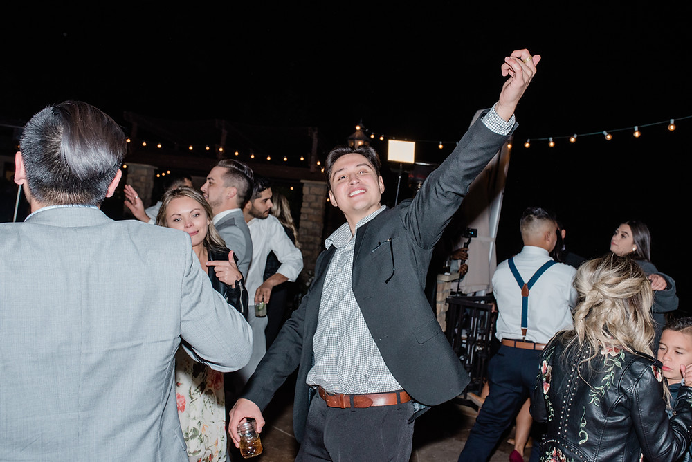 Wedding Venue Serendipity Garden Weddings | Reception Dancing