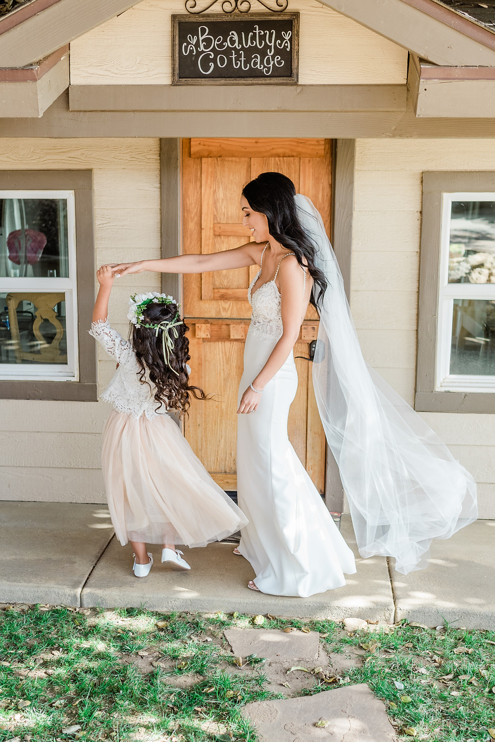 Serendipity Garden Wedding Photography, Oak Glen Ca