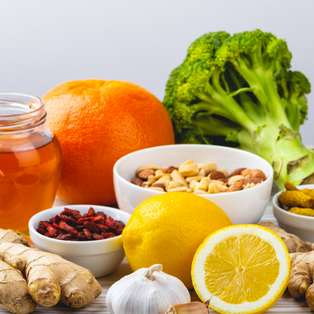 Support Your Immune System: The Season is Here!