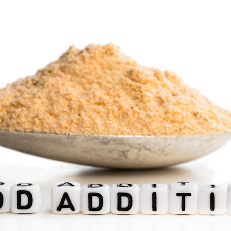 Food Additives: Look Beyond the Label