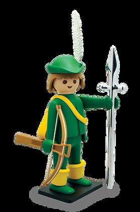 Le jeune arquebusier Playmobil