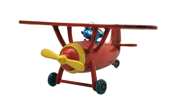 PIXI ORIGINE III – L'AEROSCHTROUMPF