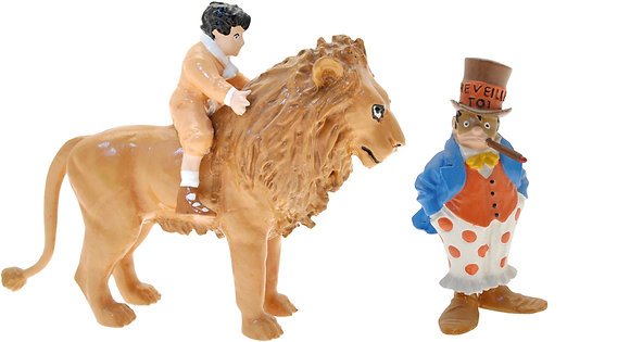 LITTLE NEMO SUR LE LION ET FLIP