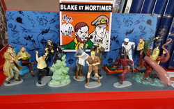 Origines Blake & Mortimer