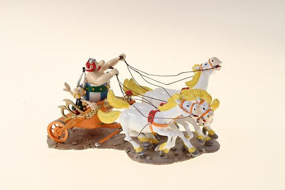 Astérix & Obélix et le char de la transitalique