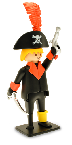 Playmobil Collectoys Le pirate