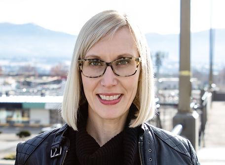 Heather Rawson, Kelowna Trauma Counsellor, Life Transitions Therapist