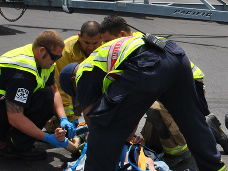 Emergency Medical Training and Crisis Resource Management.