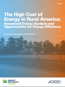 The High Cost of Energy in Rural America