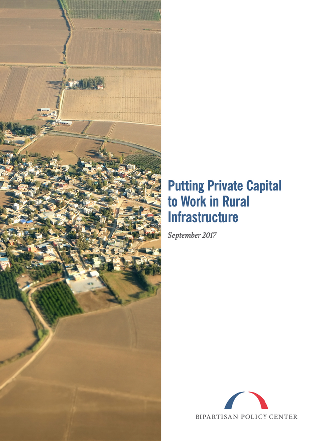 Putting Private Capital to Work in Rural Infrastructure