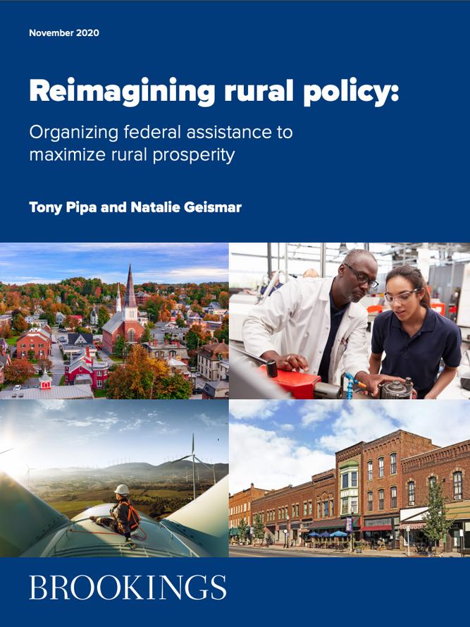 Reimagining Rural Policy