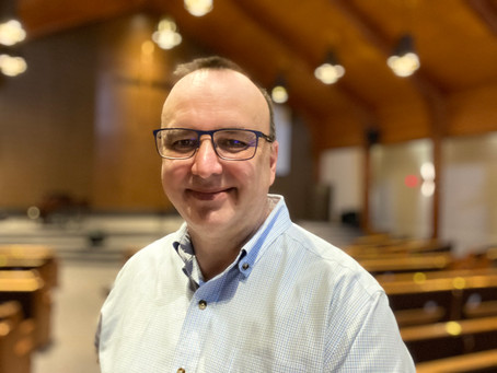 It's official! Sam Medeiros is now the Senior Pastor of SCCC!