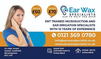 Ear Wax Specialists