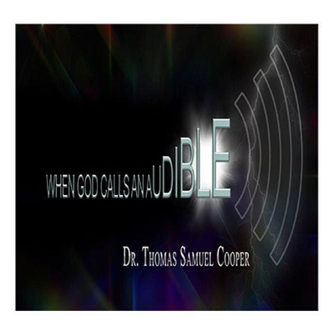When God Calls An Audible Sermon (Download)