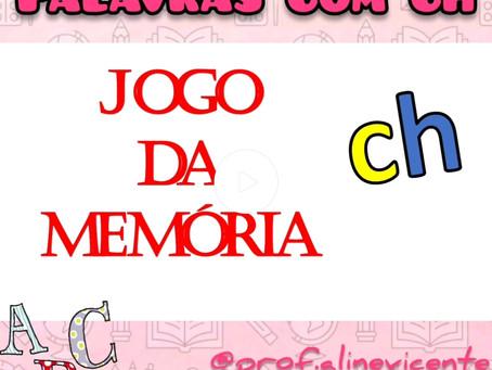 Jogo da Memória CH