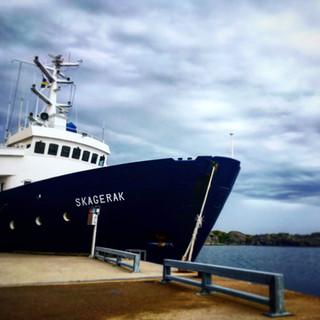 Ship Emissions Experiment in Sweden