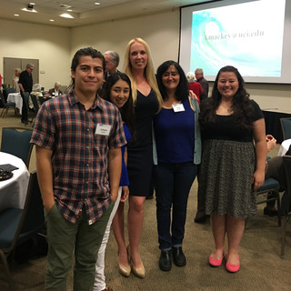 UCI Physical Sciences Breakfast Series