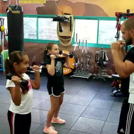 אימוני כושר לילדים - לא מה שחשבתם!!
