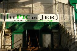 PIC DU JER DEPART