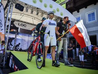 Race Around Austria 2012 - pierwszy Polak w maratonie ekstremalnym dookoła Austrii